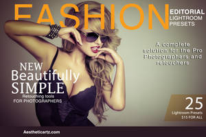Free Download Fashion Editorial Lightroom Presets by AestheticArtz