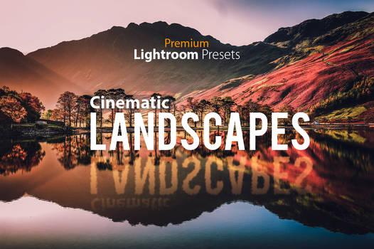 Free Download Cinematic Landscape Lightroom Preset