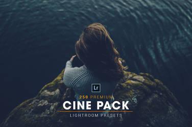Free Download 250 Premium Cine LR Presets by AestheticArtz
