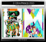 +Pack 2 Graphics PSD [Free] by IwillGoUp