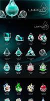 Limpidity icons