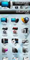 Emluator icons
