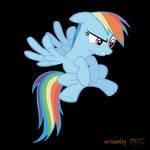 Rainbow Dash WTF?
