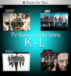 -Mac- TV Series Folders K-L