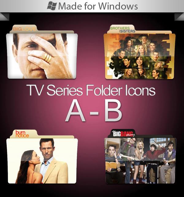 -Windows-TV Series Folders A-B by paulodelvalle