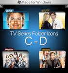 -Windows-TV Series Folders C-D