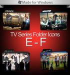 -Windows-TV Series Folders E-F