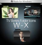 -Windows-TV Series Folders W-X