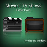 Movies and TV Shows Folders