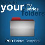 PSD Folder Template