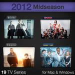 2012 Midseason TV Series Folders