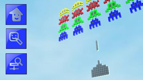 Space Invaders PS3 Theme by stealthassassin01