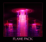 3D Hack Flamepack