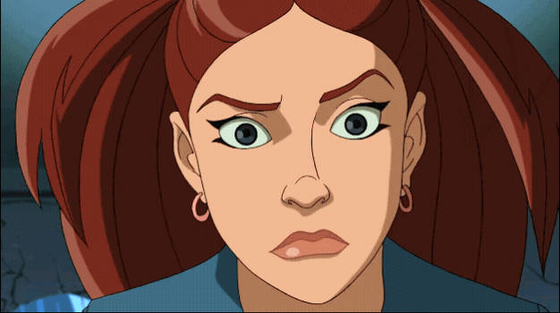 Sexy kitty pryde gif