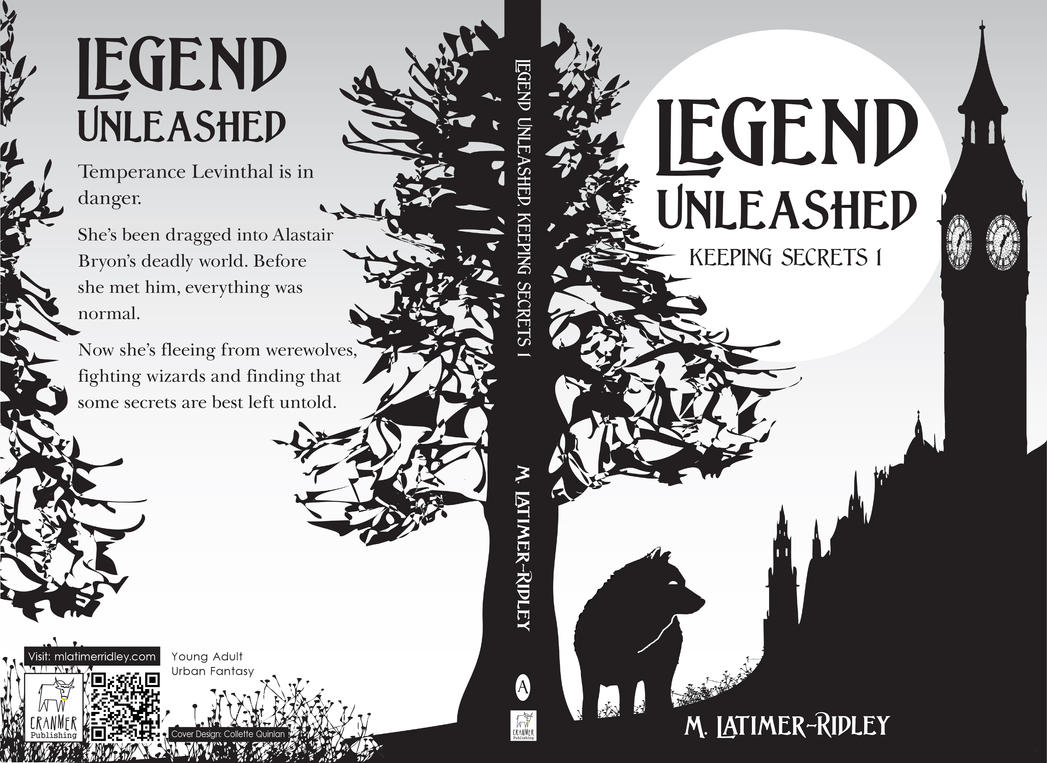 Legend Unleashed (Keeping Secrets 2) Chapter 19 by mlatimerridley