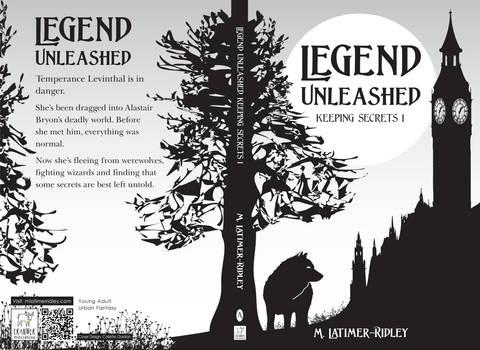 Legend Unleashed (Keeping Secrets 2) Chapter 19
