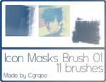 Icon Masks Brush