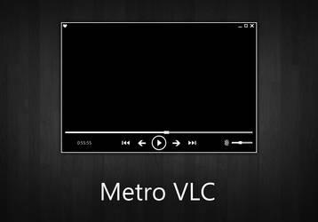 Metro VLC by xuushii