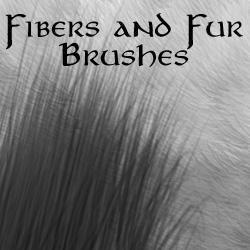Fiber and Fur brushes by Erulisse2