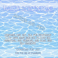 Manga water Screentone