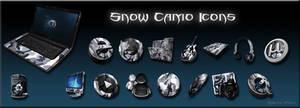 Snow Camo Icons