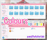 { ColoursSplashes - Iconpackager }