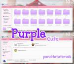 { PurpleCute - Iconpackager }