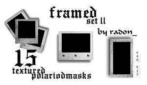Framed Set II by flenodar