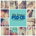PSD #5 Mr Simple