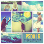PSD#16 Touch the sky