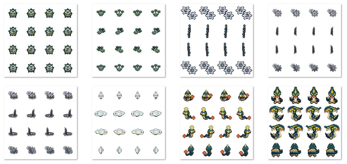 unova pokemon pixel art - photo #13