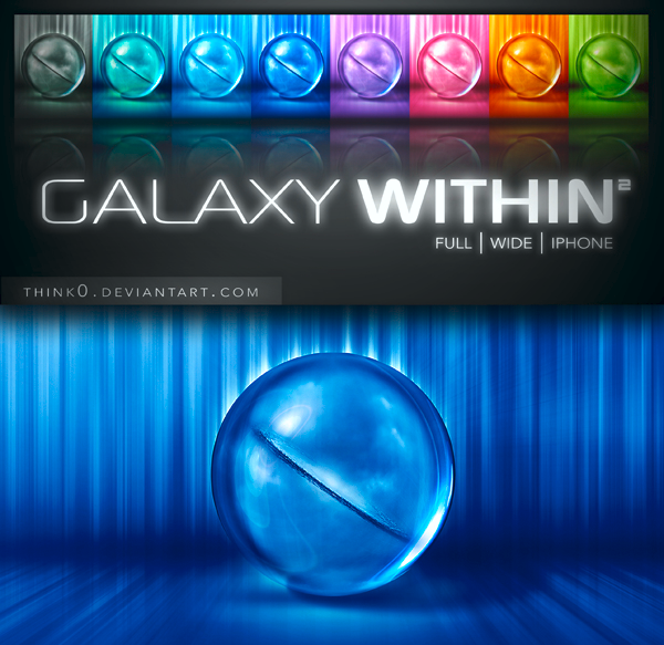 Galaxy Within II RAINBOW PACK
