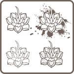 The Four Lotus