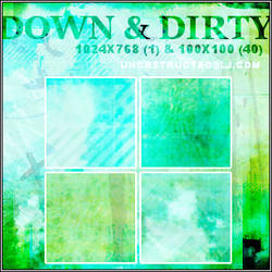 Down and Dirty by lynzieicons