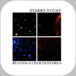 Starry Night by lynzieicons