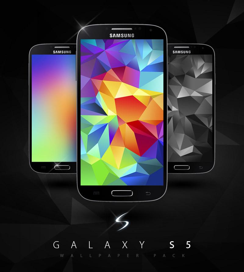 Samsung Galaxy S5 Wallpaper Pack [HD