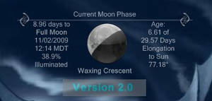 SSP HUD Moon Phase