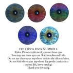 SBS Eye Stock 1 by Soubi-Stock