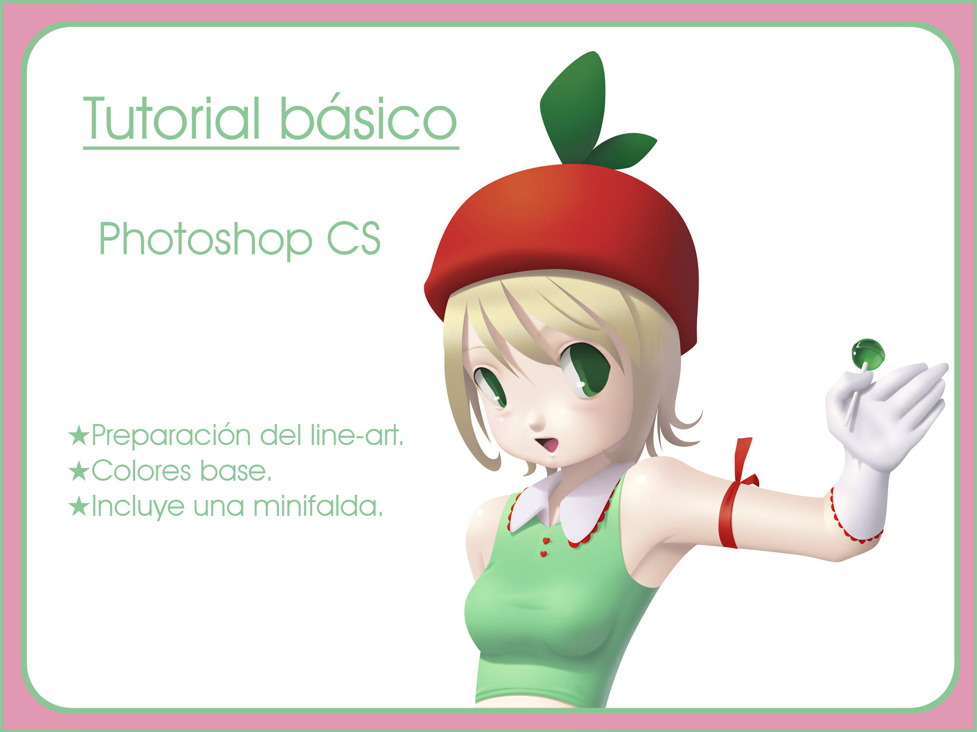 Tutorial basico photoshop CS by ALKEMANUBIS