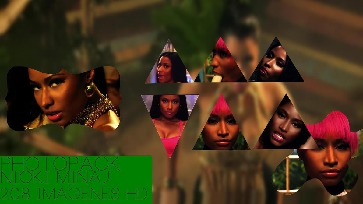Nicki Minaj Anaconda photopack by anacondaPACKS by AnacondaPACKS
