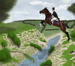 Harpley Hunt St. George's Meet 2016 by Spotted-Tabby-Cat