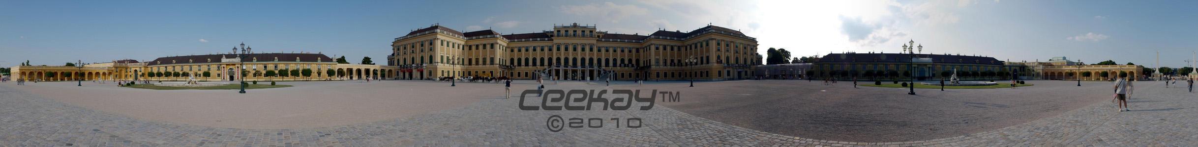 Schoenbrunn Palace - 360 by ceekayHU