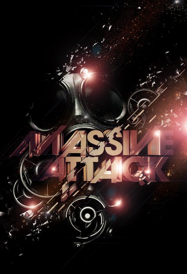 Massive Attack Poster