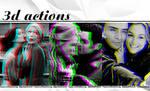 3d actions