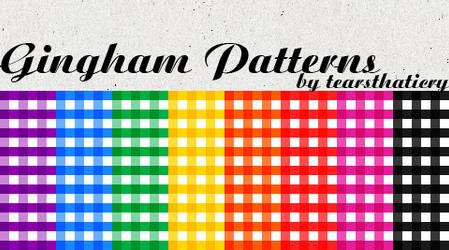 Gingham Patterns