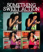 Something Sweet Action