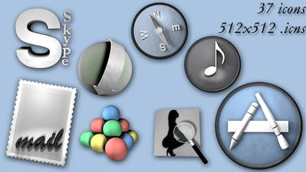 Pack icon 3D