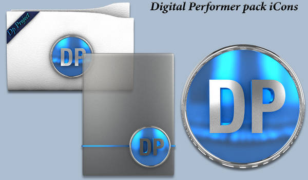 Digital Performer Pack iCons