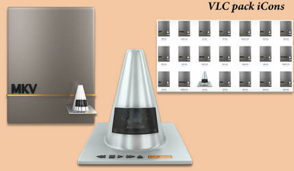 VLC iCons Pack