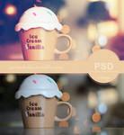PSD vintage